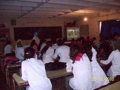 أنشطة النادي البيئي للثانوية الإعدادية خالد بن الوليد - السنة الدراسية 2010 / 2011 0024