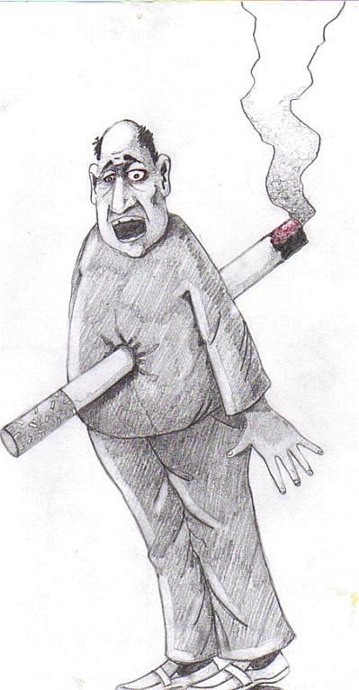 الصورة (2) - الكاريكاتير - مستوى 1 ثانوي إعدادي 1c