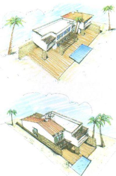 فن التصميــــم - التصميم المعماري  - مستوى 3 ثانوي إعدادي 2a