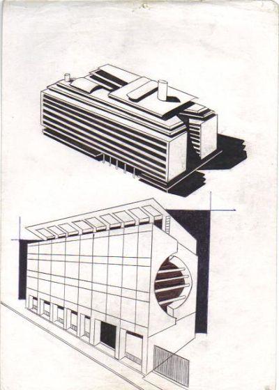 فن التصميــــم - التصميم المعماري  - مستوى 3 ثانوي إعدادي 4a