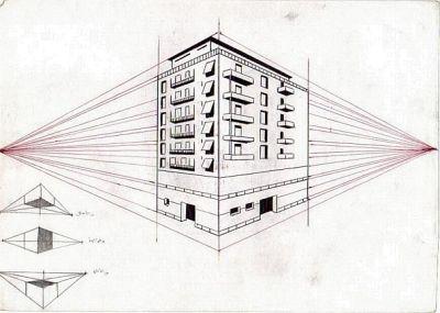 فن التصميــــم - التصميم المعماري  - مستوى 3 ثانوي إعدادي 5a
