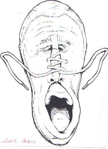 الصورة (2) - الكاريكاتير - مستوى 1 ثانوي إعدادي 8c