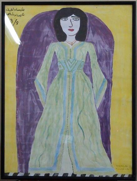 معرض للفنون التشكيلية Dsc03188