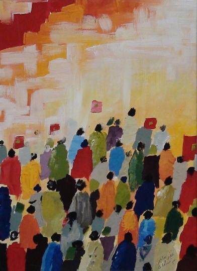 معرض للفنون التشكيلية Dsc03193