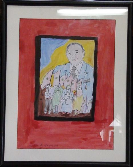 معرض للفنون التشكيلية Dsc03211