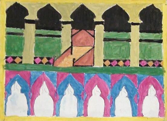 معرض للفنون التشكيلية Dsc03215