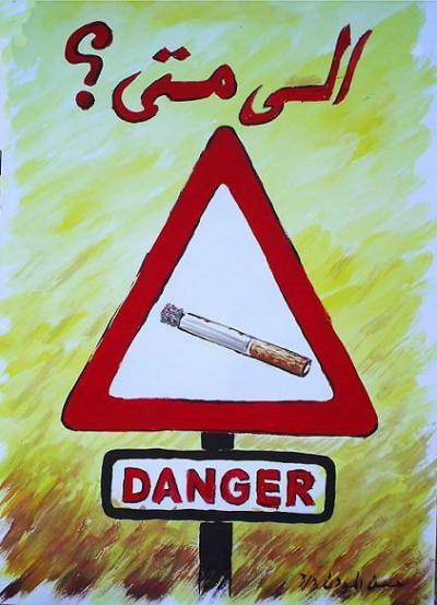 أعمال حول التدخين - السنة الدراسية: 2007 / 2008 Ig0003