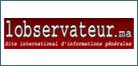 دليل الجرائد المغربية Journal-lobservateur