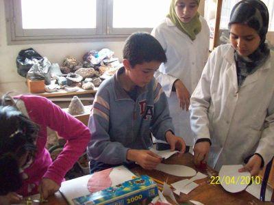 أنشطة النادي البيئي للثانوية الإعدادية خالد بن الوليد - السنة الدراسية 2010 / 2011 Photosfatima2