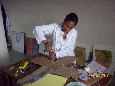 أنشطة النادي البيئي للثانوية الإعدادية خالد بن الوليد - السنة الدراسية 2010 / 2011 Photosfatima4
