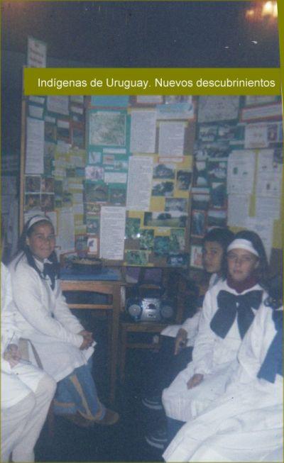 Indígenas de Uruguay