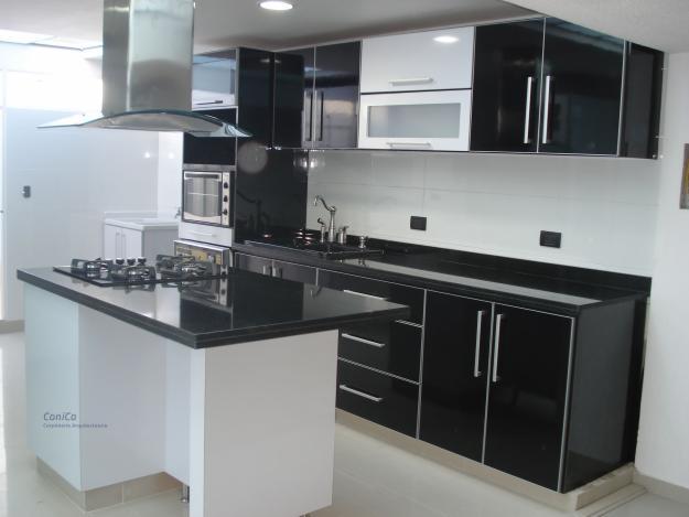 Cocinastecoh galeria for Disenos de cocinas integrales blancas