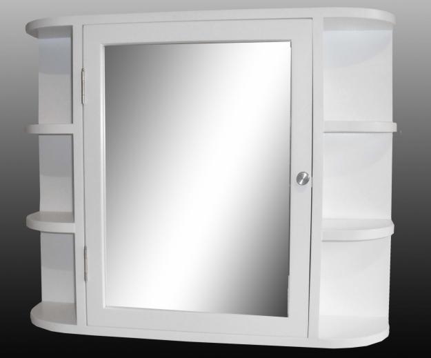 Gabinete para ba o una puerta inval for Gabinetes para bano economicos