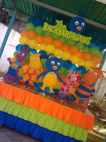centros de mesa para fiestas infantiles. Fiestas Infantiles