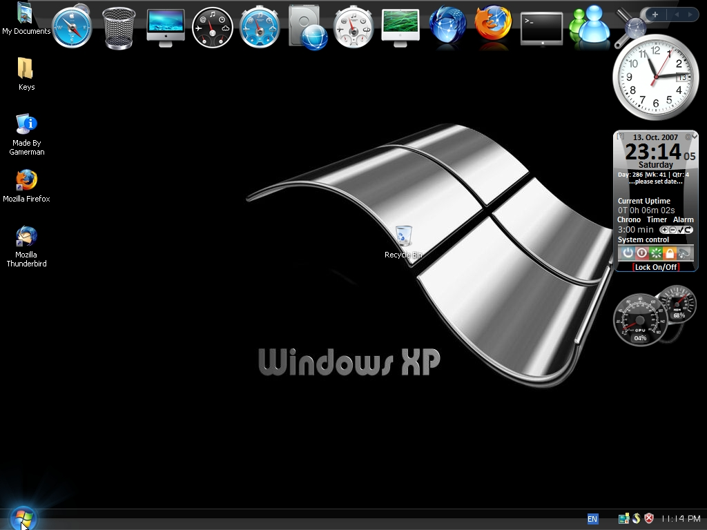 Windows xp sp3 black edition secmac putnik release v 12.10 iso