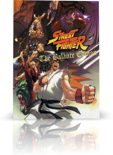 Street Fighter 2009: The Balance Edition [Full] [Inglés] [Mugen]