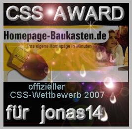 CSS-Award