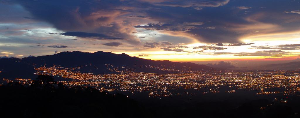 Panoramica San Jose