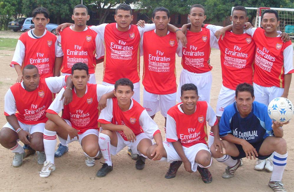 HAGA CLIC PARA VER A HALCONES FC.