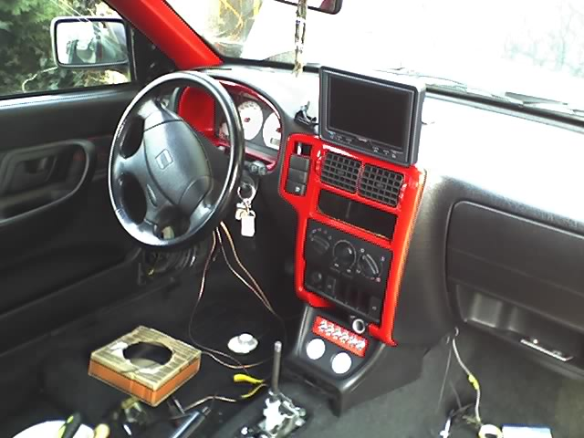 Lack f r kunstoffteile innen seite 3 innenraum seat for Seat ibiza innenraum