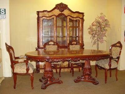 Muebles tallados anuncio olx for Muebles tallados en madera