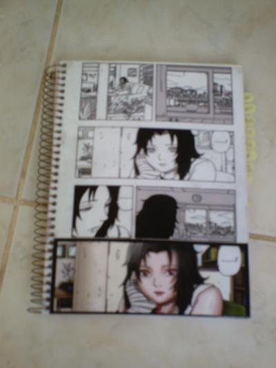 Caderno Otaku [Fácil] Cadernotakucapa