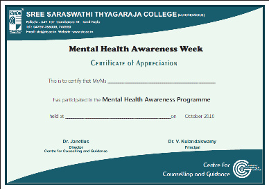 Online Certificate Programs Online Certificate Programs Mental Health