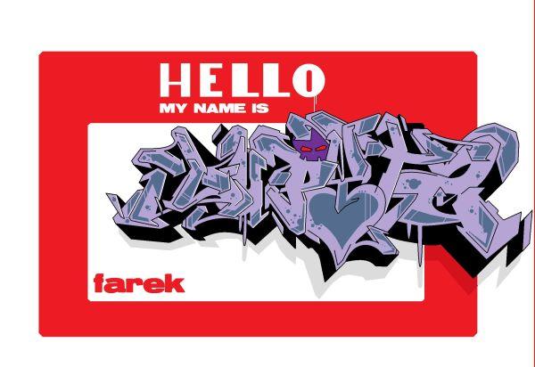 Aprende a hacer letras de graffiti (III)   Cómo ser madre
