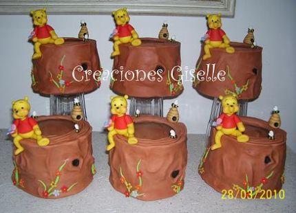 Armado Paso A Paso Winnie The Pooh Fofucho Disney