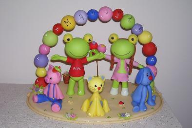 Sapo Pepe y sus amigos - AT073