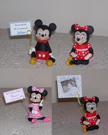 Souvenir Minnie o Mickey - MI003