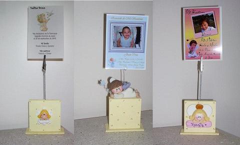 Souvenir Para Bautismo Comunion Porta Mensajes
