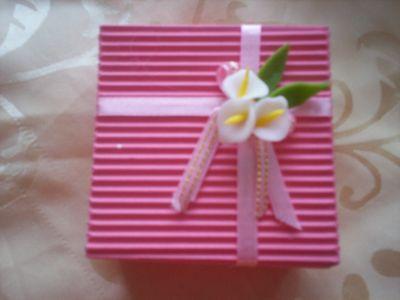 Creaciones aurallen variedad de encintados y souvenirs for Cajas de carton pequenas decoradas