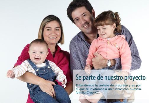 HAZ PARTE DE NUESTRA FAMILIA