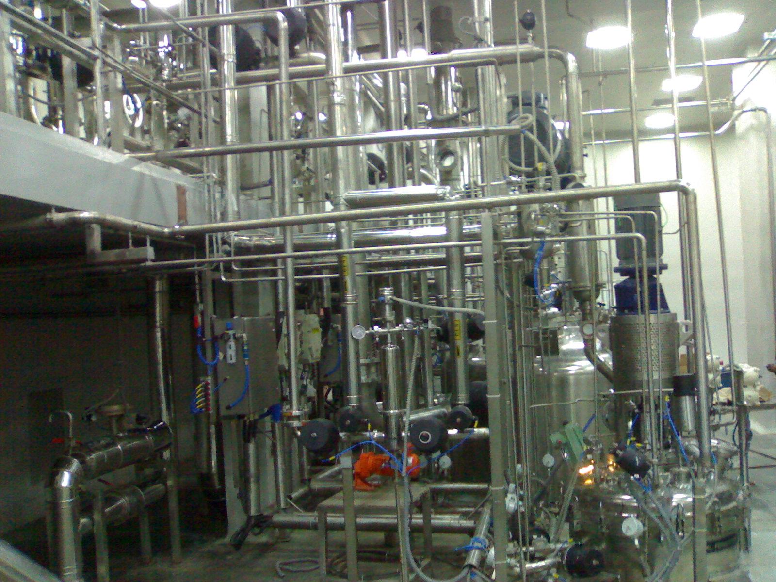 Process Water Piping 79