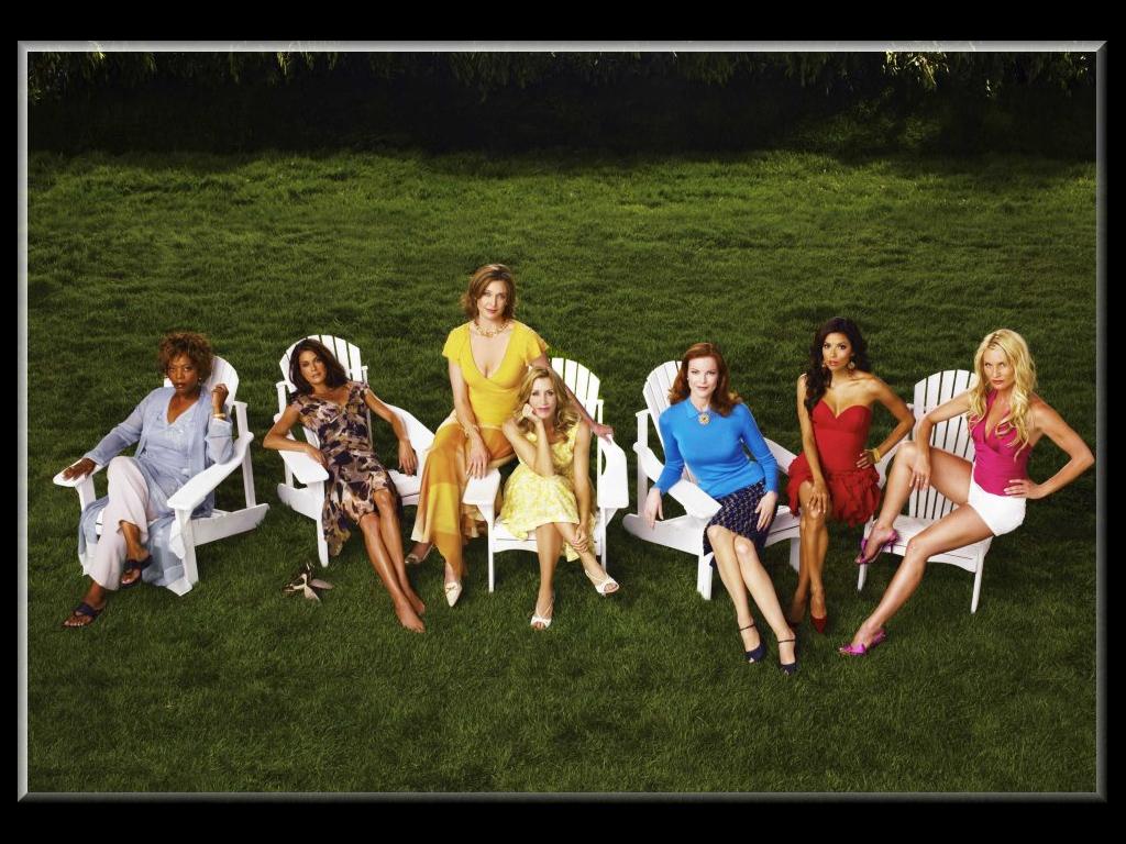 dans la saison 2 de desperate housewives