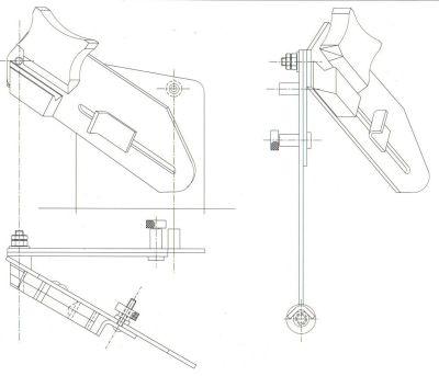 dampftraktorschmiede bohrer schleifen mit 4 fl chen nr 2. Black Bedroom Furniture Sets. Home Design Ideas