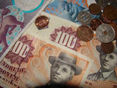 10 Dänische Kronen In Euro