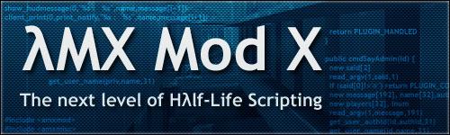amxmodx 1.8.0 :D Amx-mod-x