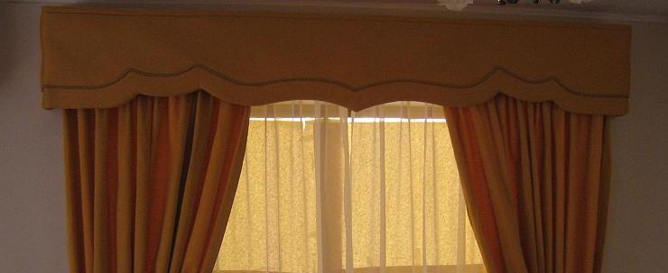 El mejor cortinaje al mas bajo precio cenefas for Disenos de cenefas