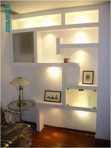 Decoraciones drywall c a galerias de fotos for Figuras en draibol para sala