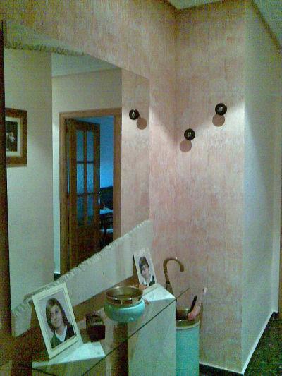 Decoracion en pladur y pintura trabajos 6 - Muros de pladur ...