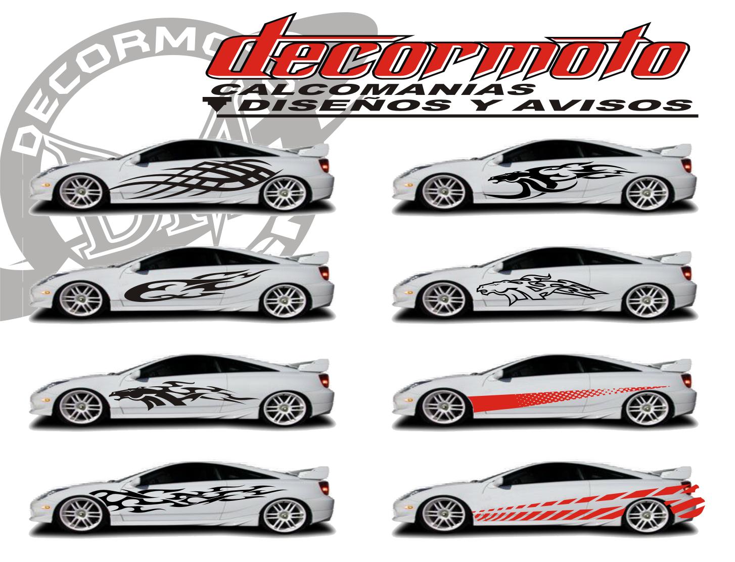graficas para autos: