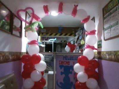Decoraciones con Globos - Superglobos, ideas para decorar