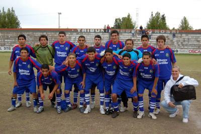 Deportivo Alberdi - Cba