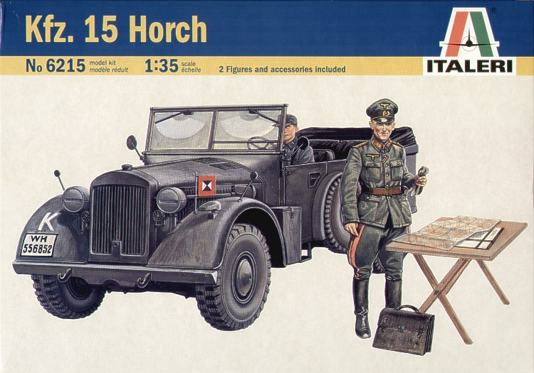 Horch 901 - Kfz. 15