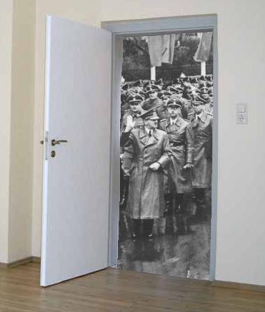 Der Weltkrieg war vor deiner Tür