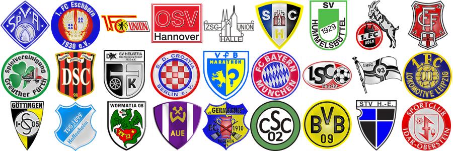 deutsche fussballvereine