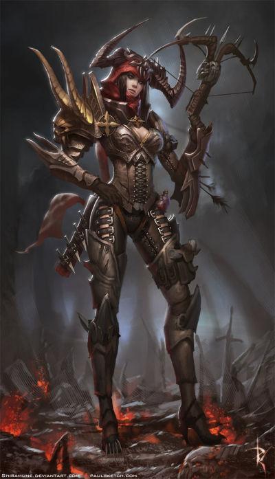 diablo3guideonline - Diablo 3 Demon Hunter Guide