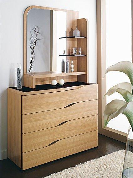 comodas de madera modernas imagui